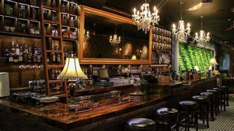 speakeasy bar copper29 brings a modern speakeasy to the gables eater miami