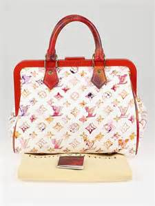 Louis Vuitton Richard Prince Big City After Handbag Line by Louis Vuitton Limited Edition Richard Prince Watercolore