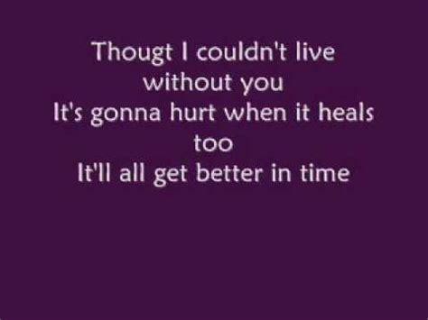 better in time leona lewis lyrics leona lewis better in time lyrics