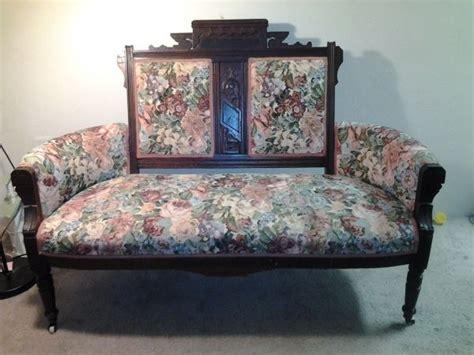 eastlake settee pin by carolyn buchanan on days gone by victorian styles