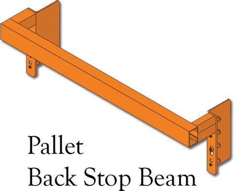Pallet Stops For Racking by Unarco Retail Rack Dictionary P Unarco