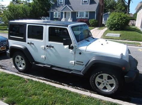 active cabin noise suppression 2012 jeep wrangler spare parts catalogs purchase used 2012 jeep wrangler unlimited sport 4 x 4 mint condition in hicksville new york
