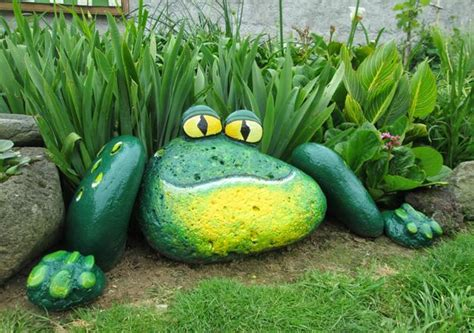 Garden Decoration Gifts by Beautiful Painted Rocks Unique Gifts And Garden