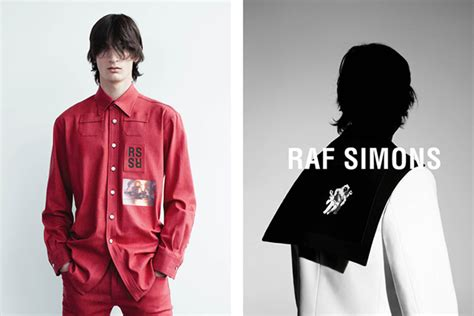 Raf Unveils Clothing Line by Raf Simons Unveils Ultra Cool Summer 15 S