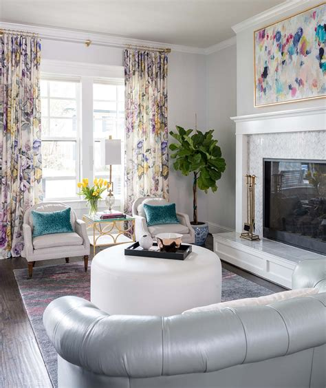 formal drapes living room project miller avenue formal living room ml interiors group dallas texas michelle lynne