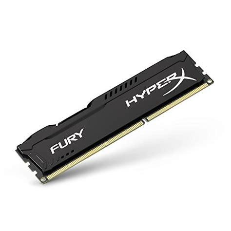Memory Ram Ocpc Gaming 8gb Ddr4 Kit 2x4gb kingston hyperx fury 8gb kit 2x4gb 1600mhz ddr3 cl10 dimm black hx316c10fbk2 8