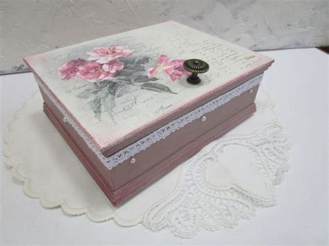 Decoupage Tutorial Napkin - decoupage tutorial diy how to decoupage a box with