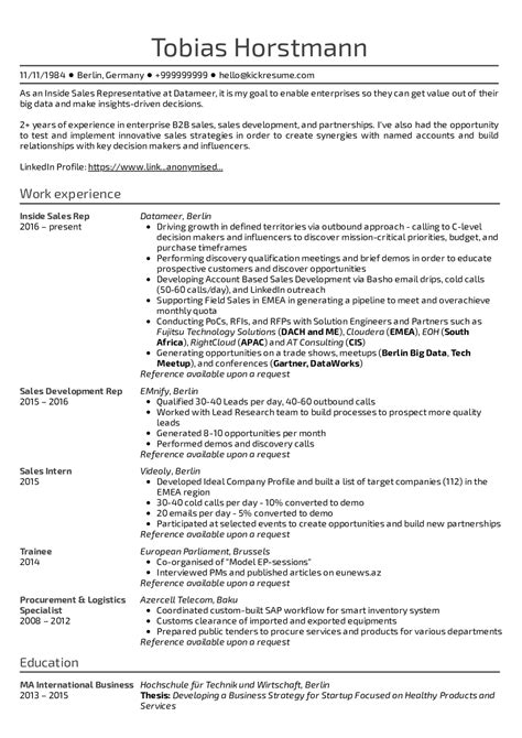 1 route sales representative resume templates try them now