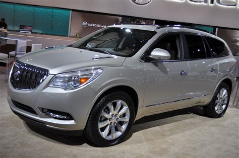 2013 buick enclave pictures photos gallery motorauthority