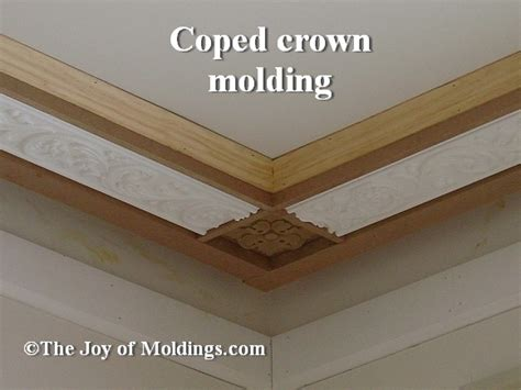 how to add crown molding the top of your cabinets young painted beaded casing beadboard wall panel crown molding