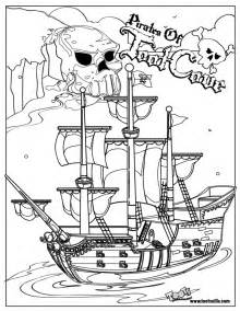 Pirate Coloring Pages  Book Area Best Source For sketch template