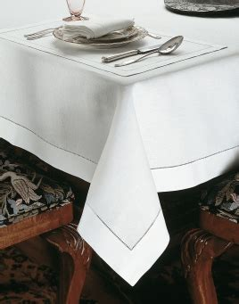Gamis Marbella Dusty Blue table linens schweitzer linen
