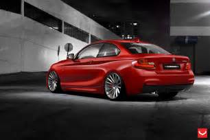 Bmw 235i Bmw 235i With 20 Quot Vossen Ffs 2 Wheels Flow Formed Wheels