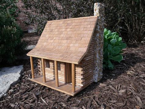 diy log cabin kits miniature log cabin dollhouses dollhouse miniature assembled half scale log cabin