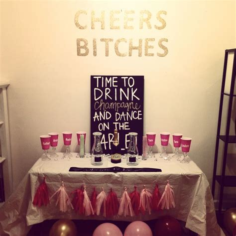 Bachelorette Decoration Ideas by Atl Bachelorette Resource On