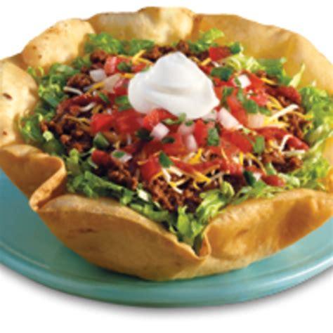 beef taco salad taco salad ground beef carl s jr view online menu