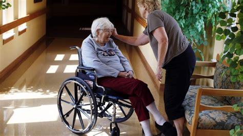 nursing home residents find exits locked