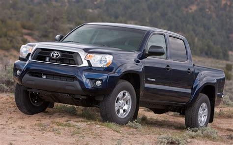Toyota Tacoma Cost 2012 Toyota Tacoma Price