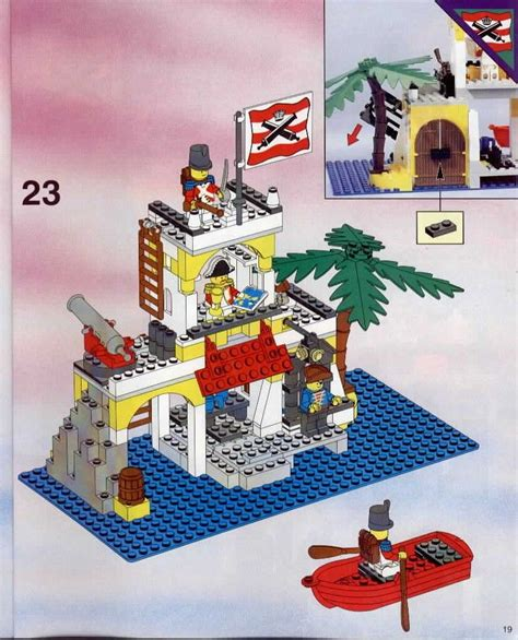 barco pirata lego instrucciones tons of lego instructions ni 241 os pinterest legos