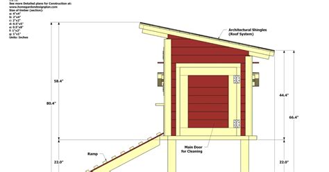 plans to build chicken coop to build easy to build chicken coop plans