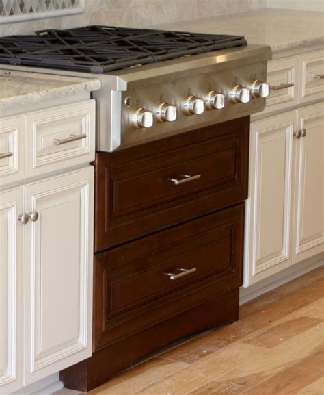 cabinet top built in stove top ideas homesfeed