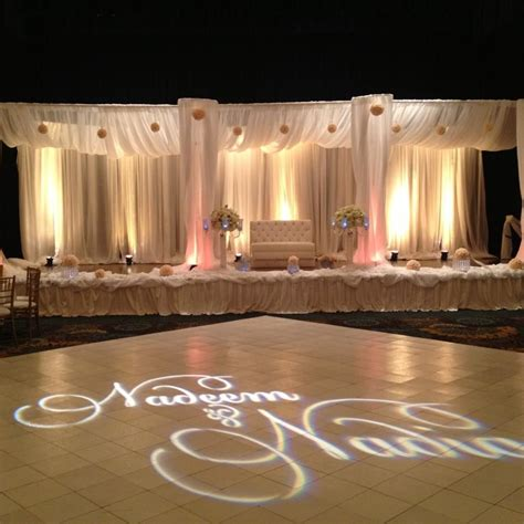 wedding wall draping wedding accessories be dazzle my events