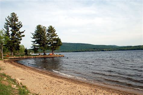 pleasant beach village ny route 8 southern adirondack trail speculator lake