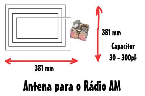 capacitor variavel para radio am antena para o r 225 dio am ondas m 233 dias eletr 244 nica