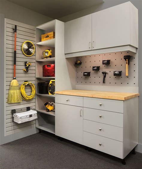 Storage Closets For Garage by Garage Storage Closet Possible