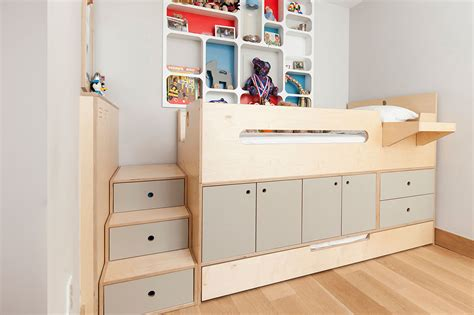 raised kids bed casa kids clever custom sleeping loft is a storage bed on