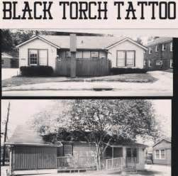 black torch tattoo black torch