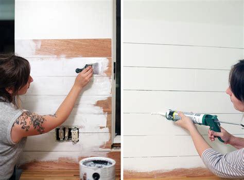 Kitchen Backsplash Design Tool by How To Make An Inexpensive Plank Backsplash A Beautiful Mess