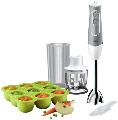 Blender Baby Safe braun mq523 multiquick 5 baby food blender