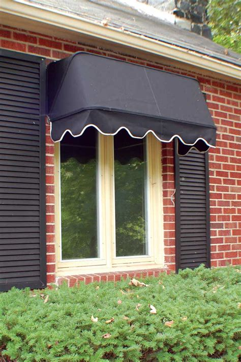 Fabric Awnings For Windows by Columbia Casement Window Awning