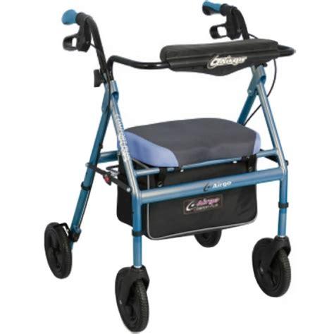 airgo comfort plus transport chair create airgo comfort plus xwd rollator iridescent blue