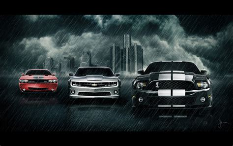 muscle car wallpapers for desktop   Top News