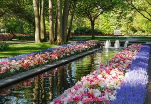 10 most beautiful man made flower gardens in the world