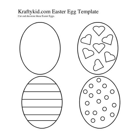 small easter egg template egg templates ideas exle resume ideas
