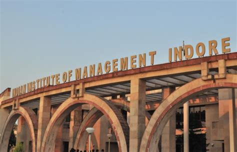 Nmims Mba Tech Placements 2015 by Iim Indore Placements 2015 Average Salary At 14 Lacs