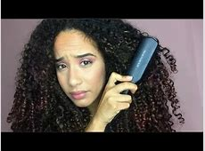 How to Use a Denman Brush on Naturally Curly Hair + In ... Denman Hair
