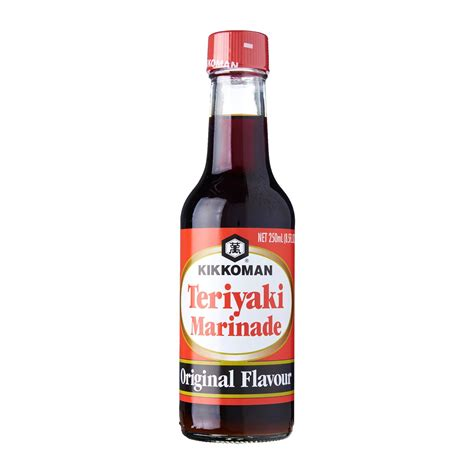 Saus Teriyaki Marinade Kikoman kikkoman teriyaki sauce original