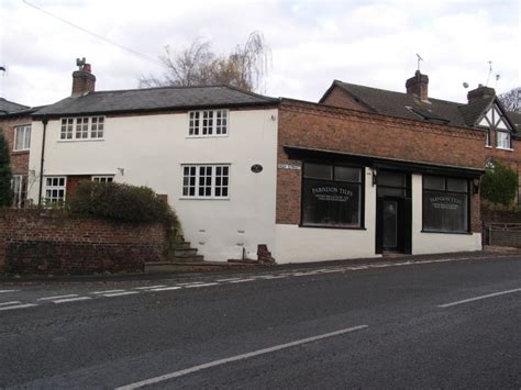 Cottage Corner Pharmacy by Farndon Parish History Website