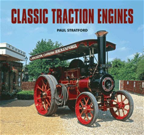 halsgrove publishing classic traction engines general