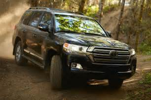 Toyota Land Cruser 2017 Toyota Land Cruiser Pricing For Sale Edmunds