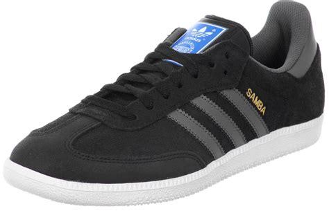 adidas samba shoes black grey