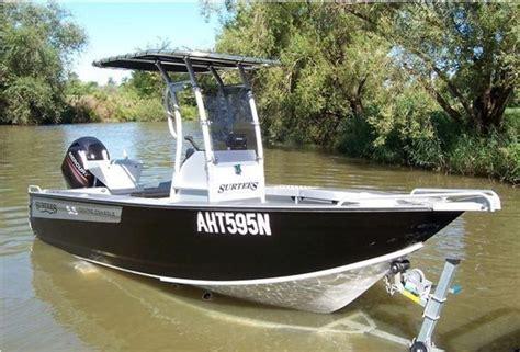 center console leisure boats 2016 surtees 575 centre console for sale