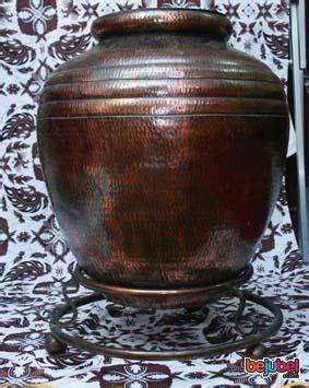 Barang Antik Guci guci tembaga antik barang antik termurah dijawa timur