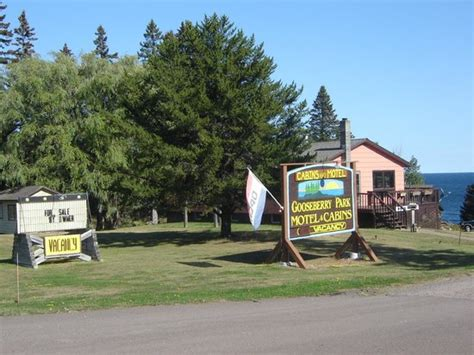 gooseberry park cottages and motel two harbors mn