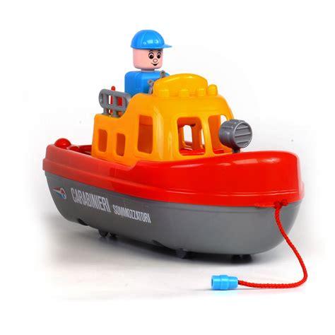 bootje speelgoed patrouille boot online kopen lobbes nl