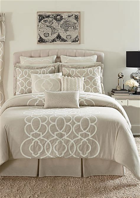 biltmore comforter sets biltmore gatehouse queen comforter set belk